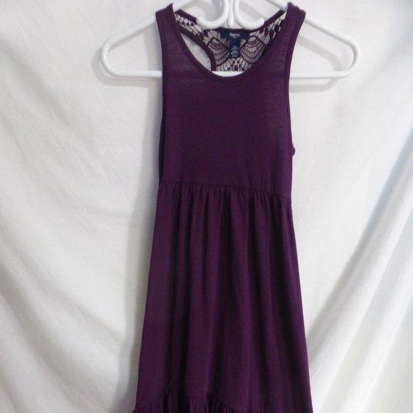 GAP KIDS, size 10-11 years, purple dress, BNWT